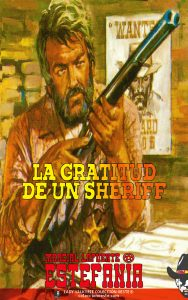 La gratitud de un sheriff (Colección Oeste)