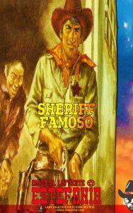 Sheriff famoso (Colección Oeste)