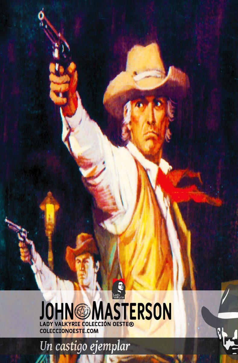 Un castigo ejemplar (Colección Oeste)